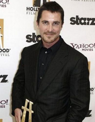 While Christian Bale, 35