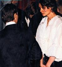 Tom Cruise Katie Holmes'i azarladı! - 2