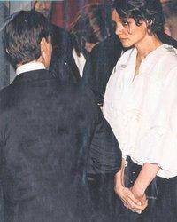 Tom Cruise Katie Holmes'i azarladı! - 5