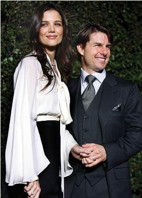 Tom Cruise Katie Holmes'i azarladı! - 6