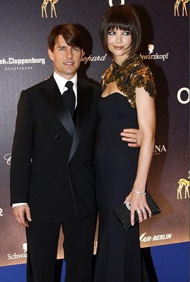 Tom Cruise Katie Holmes'i azarladı! - 7