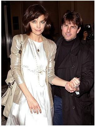 Tom Cruise Katie Holmes'i azarladı! - 9