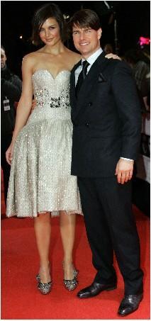Tom Cruise Katie Holmes'i azarladı! - 12