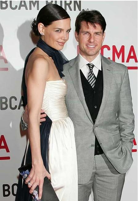 Tom Cruise Katie Holmes'i azarladı! - 13