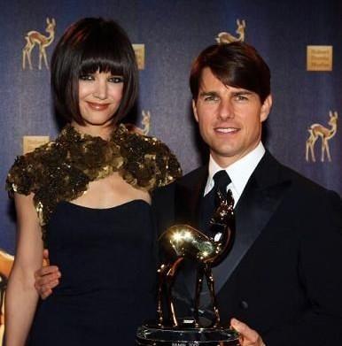 Tom Cruise Katie Holmes'i azarladı! - 14