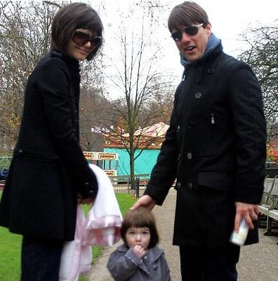 Tom Cruise Katie Holmes'i azarladı! - 16