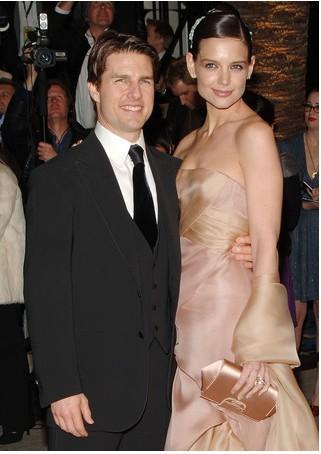 Tom Cruise Katie Holmes'i azarladı! - 17