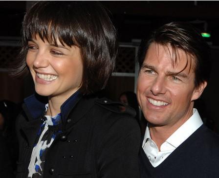 Tom Cruise Katie Holmes'i azarladı! - 18