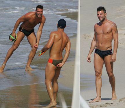 Ricky Martin ve ikizleri - 14