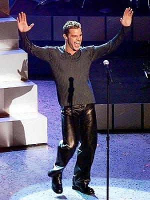 Ricky Martin ve ikizleri - 16