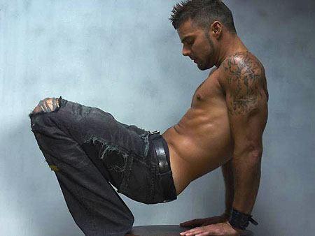 Ricky Martin ve ikizleri - 23