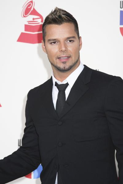 Ricky Martin ve ikizleri - 12