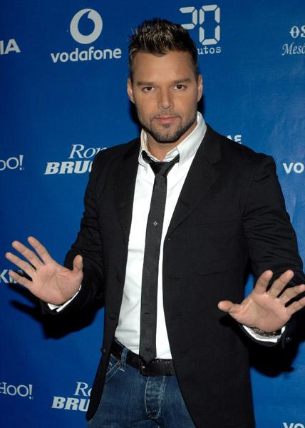 Ricky Martin ve ikizleri - 11