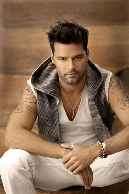 Ricky Martin ve ikizleri - 8