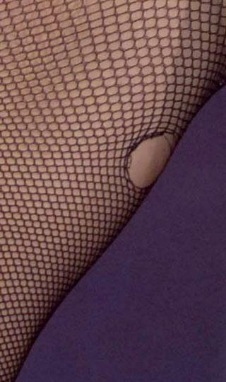 Çorapları başlarına bela oldu! - 1