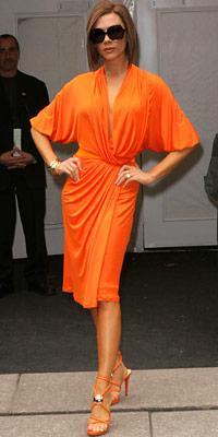 Turuncu 2009'da çok moda!