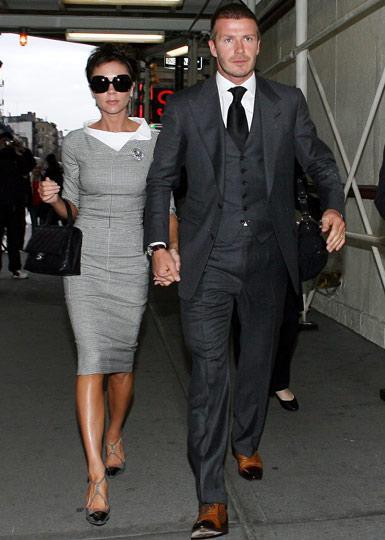 Victoria Beckham-David Beckham