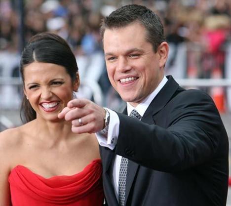 Gençlik yıllarında para kazanmak için sokaklarda breakdance yapıyordu...Matt Damon