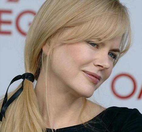 En korktuğu hayvan kelebek!...Nicole Kidman