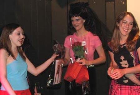 Amerika'nın Ohia kentinde geleneksel olarak 'Gotik Güzellik Yarışması' düzenleniyor.