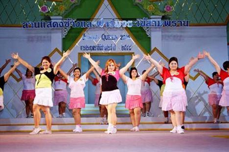 Diğer sıradışı güzellik yarışması ise Tayland'dan... Tayland'ın başkenti Bangkok'ta düzenlenen 'Miss Jumbo Queen' adlı yarışmada en şişman güzeller seçiliyor.