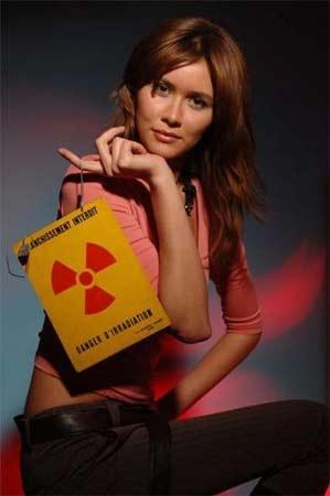 Yarışmaya ülkenin dört bir yanındaki nükleer tesislerde çalışan kadınlar katılıyor.