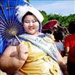 Dünyanın en ilginç güzellik yarışmaları - 11
