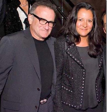 Robin Williams ve Marsha Garces, Williams 'ın oğlu Zachary'nin dadısı olarak çalıştığı sırada tanıştılar ve evlendiler.