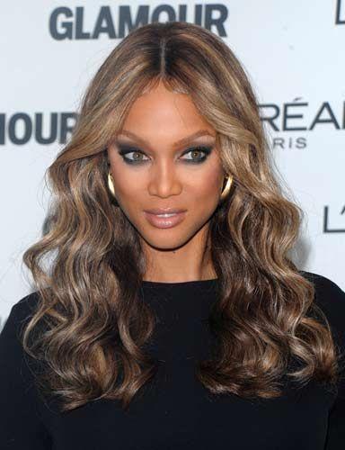 Yapımcılığını ve sunuculuğunu top model Tyra Banks'in yaptığı yarışmasının New York seçmelerinin yapıldığı otelde arbede çıktı.