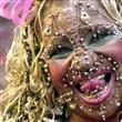 Dünyanın en fazla piercingli kadını - 6