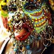 Dünyanın en fazla piercingli kadını - 10