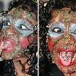 Dünyanın en fazla piercingli kadını - 13