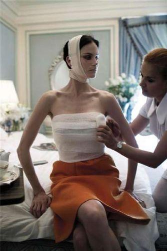Estetik ameliyatlar ve moda birleşince - 2