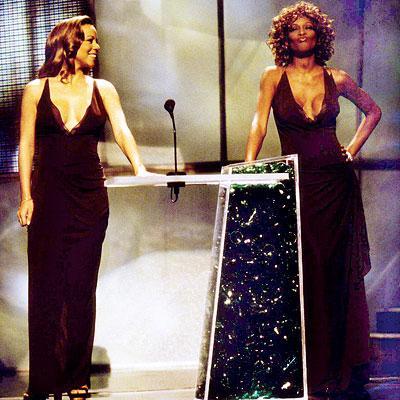 Whitney Houston ve Mariah Carey - 1998