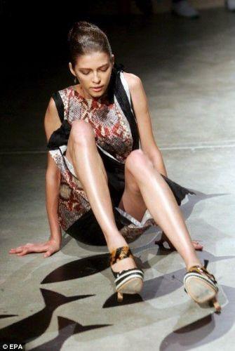 Ayakkabı kazaları - 2