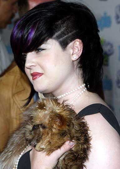 Kuaföre küstüren saçlar - 20