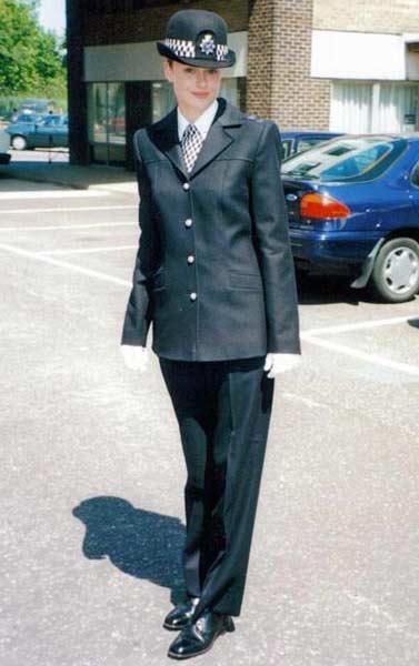 Polislik yıllarından bir fotoğraf...