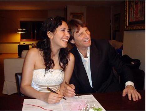 Kaya-Feraye nikahından ilk fotoğraflar! - 1