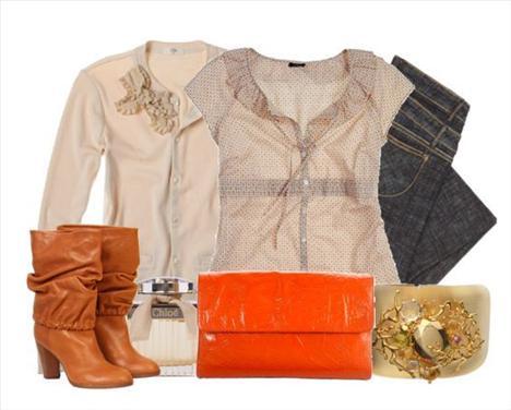 Hadi biraz cesaret! Sezonun en moda rengi turuncuyu kullanmaya çantanızdan başlayın!