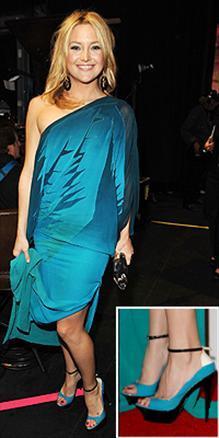 Kate Hudson-Giuseppe Zanotti