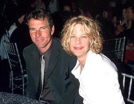 Hollyqwood'un romantik prensesi, Dennis Quaid ile mutlu bir evlilik sürdürüyordu. Ta ki Yaşam Kanıtı adlı filmde Russell Crowe ile tanışana kadar.