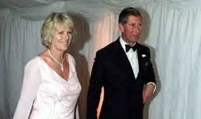 Prenses Diana'nın ölümünden yıllar sonra Prens Charles, hayatının büyük aşkı Camilla Parker Bowles'a kavuştu. Onlar artık evli bir çift.