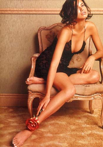 Adriana Lima'dan sıradışı pozlar! - 16