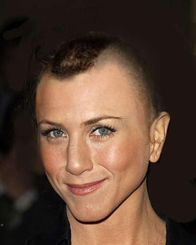 Saçları olmadan bir hiçler! - 4