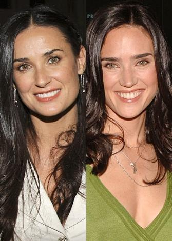 Demi Moore ve Jennifer Connelly