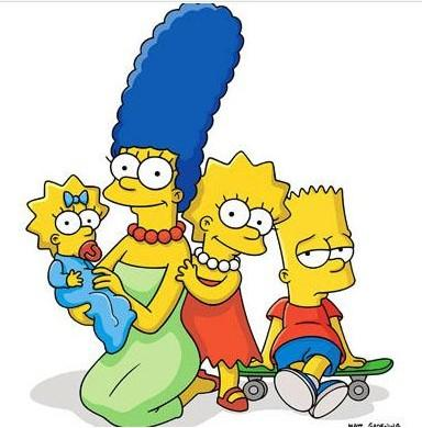 Simpson ailesinin annesi Marge de unutulmaz ev kadınlarından.