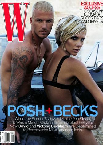 Beckham çifti