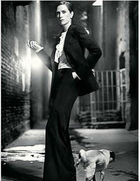 TV yıldızı Kristen Wiig.