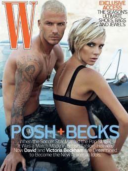 Victoria - David Beckham