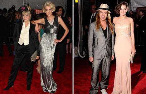 Geleneksel olarak düzenlenen Costume Institute Gala'sı önceki gün New York'ta gerçekleştirildi. Geceye birbirinden ünlü isimler katıldı. Yıldızların kırmızı halıda şıklık yarışı ise gözlerden kaçmadı.